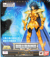 Saint Seiya Myth Cloth EX Sea Dragon Kanon Action Figure Bandai FREE Shipping