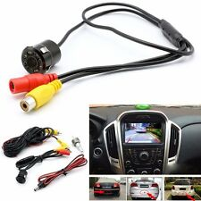 Car Reversing Rear View Camera Backup Parking IR Night Vision 8LED Waterproof UK