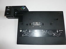 IBM Lenovo Dockingstation Type 2504 R6X Z6X T6X T6XP Advanced Mini Dock