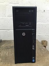 Hp Z420-intel E5-1620@3.60GHz, 16GB, 1TB, quadro 4000, refroidi par liquide, Win7 pro