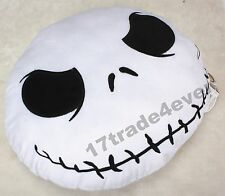 Jack Skellington Stuffed Pillow The Nightmare Before Christmas Soft Cushion Gift
