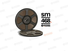 "RTM SM468 BASF AGFA PEM468 Reel Master Tape 1/4"" 2500' 762m Authorised Dealer"