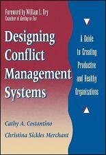 Designing Conflict Management Systems- Guide to Productive Organizations-Free Sh