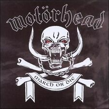 "March ""or Die by Motorhead CD ~ NEW ~ Sealed"