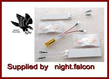 NEW- GHD 3.1b & WIDE SS - REPAIR KIT, 2 X HEATERS, 2 X PASTE, 1 X THERMAL FUSE.