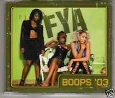 (F264) FYA, Boops '03 - DJ CD