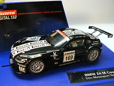 Carrera Digital 132 30505 BMW Z4 M Coupe Dörr Motorsport No. 169 Neu