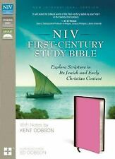 Niv Cultural Background Study Bible : Experience Scripture Through the Eyes...