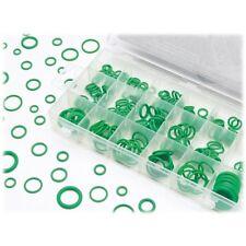 O-Ring A/C Kit Set Sizes Green Assortment Rubber NBR 270pcs Shim Tubing Nitrile