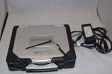PANASONIC CF-30 TOUGHBOOK LAPTOP 1.6GHZ 4GB LAPTOP CF30 RUGGED WIFI TOUCH WIN10