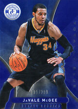 2012-13 PANINI TOTALLY CERTIFIED BASKETBALL JAVALE MCGEE CARD NUMBERED /299