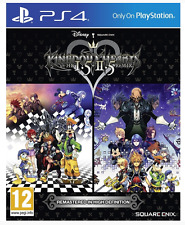 Kingdom Hearts HD 1.5 & 2.5 Remix Remastered (Playstation 4)