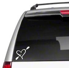 "Love Kayak 5"" Car Decal Sticker i heart yak river lake paddle gift canoe *C18*"