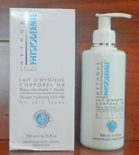 Methode Physiodermie Lait D'Hygiene Shower Hydrating Milk NB 6.76 oz / 200 ml