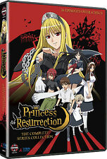 Princess Resurrection . The Complete Series Collection . Anime . 4 DVD . NEU OVP