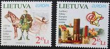 Europa, C.E.P.T. stamps, 2008, Lithuania, 2 stamp set, MNH