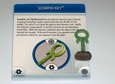SCORPIO KEY #S101 Captain America HeroClix OP LE special object