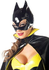 Women's Batman Dark Knight Cat Woman Sexy Full Face Mask Costume Accessory