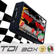 Centralina Aggiuntiva Chip Tuning Box Seat Ibiza 1.4 TDI 80 CV Modulo Aggiuntivo