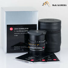 Brand New Leica Summilux-M 35/1.4 35mm f/1.4 ASPH II 6Bit #11663 Germany