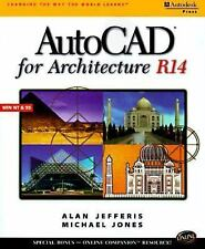 AutoCAD for Architecture R14 by Jefferis, Alan