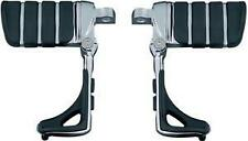 Harley FXDX Sport 99-05Switchblade Driver Footpegs Male Mount Chrome by Kuryakyn