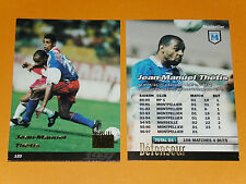 J-M. THETIS SC MONTPELLIER PAILLADE MOSSON FOOTBALL CARD PANINI 1996-1997