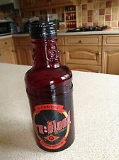True Blood Bottle Empty Tru Blood Rare
