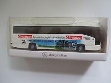 Wiking: Mercedes Benz Werbemodell Karlsruher SC /Ehrmann / KSC  (GK101)