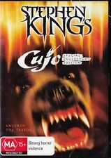 CUJO - STEPHEN KING - NEW & SEALED DVD