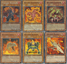 Authentic Axel Brodie Final Deck - Volcanic Doomfire - Rocket  - 43 Cards Yugioh