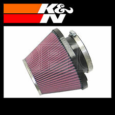K&N RC-1601 Air Filter - Universal Chrome Filter - K and N Part