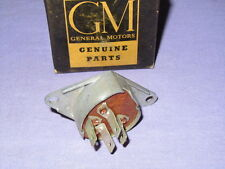 NOS 1960 Oldsmobile F85 ,88, 98, heater and Blower Switch