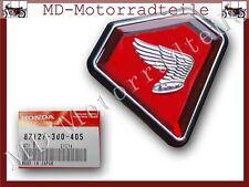 Honda CB 750 Four K1 Emblem Seitendeckel Emblem B oil tank cover  87127-300-405