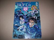 DEPT.H. DIPARTIMENTO H 0-BRANTRUST-N. 4-NEW BREED COMICS-APRILE 1995-COME NUOVO!