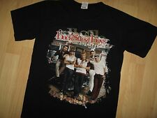 Backstreet Boys Tee - 2005 BSB Back Street Boy Band Never Gone Concert T Shirt S