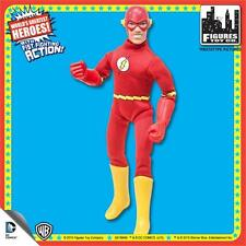 SUPER POWERS SERIES 3  FLASH 8 INCH FIGURE POLYBAG MEGO FIST FIGHTER