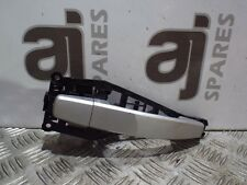 VAUXHALL ASTRA 1.6 PETROL 2009 PASSENGER SIDE FRONT EXTERNAL DOOR HANDLE