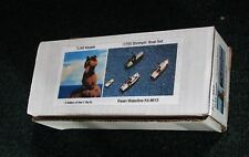 1/700 Resin Shrimp Boat set TLAR Models #615 New Waterline