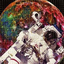 ASTRONAUT  BLOTTER ART PSYCHEDELIC LSD ACID FREE PAPER 900 SQUARES HOFMANN