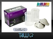 DEVILBISS DeKUPS Reusable outer sleeve and bayonet fixing lid 710ml / 1 pc.