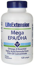 Life Extension Mega EPA/DHA