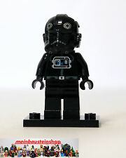 Lego® Star Wars Minifigur, Figuren, TIE Fighter Pilot sw268, 7958, 8087