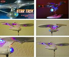 Lighting Set Enterprise 1701 1:1000 refit Star Trek AMT POLAR LIGHTS KIT