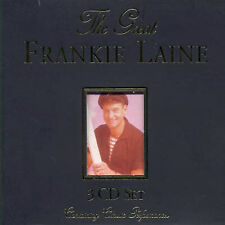 Great [Remaster] by Frankie Laine (CD, Sep-1999, Redx)