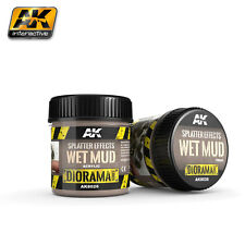 AK8026 AK Interactive - Spritzer Effects Wet Mud 100ml