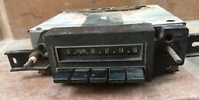 """VINTAGE GM DELCO FACTORY """"""""AM""""RADIO STEREO KNOB DIAL PUSHBUTTON/70's/80's?"""