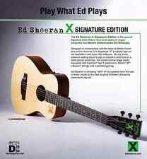 Martin guitarra LX-Ed Sheeran 2 koa-madera Finish 1. elección nuevo/New PVP: 880 €