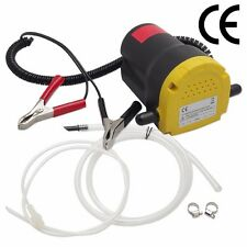 PERFECT 12v Fluid Oil Diesel Extractor + Tubes--Truck Boat Transfer Pump