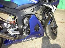 R&G FORK PROTECTORS for YAMAHA YZF-R6, 2003 to 2004